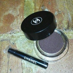 Chanel Illusion D'ombre Velvet #132 rouge contrast